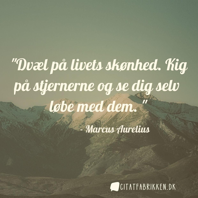citater om løb Citat | Marcus Aurelius citater om løb