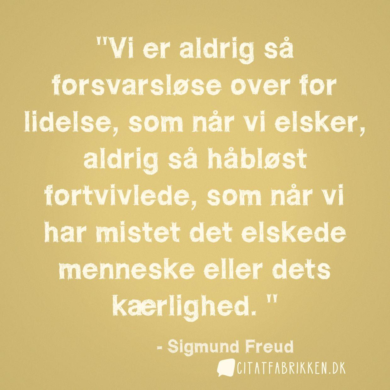 freud citater Citat | Sigmund Freud freud citater
