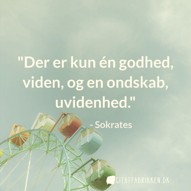 citater om godhed Citat | Sokrates citater om godhed