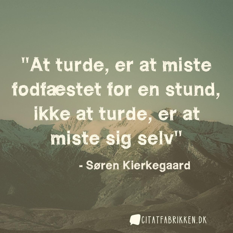 Citat | Søren Kierkegaard