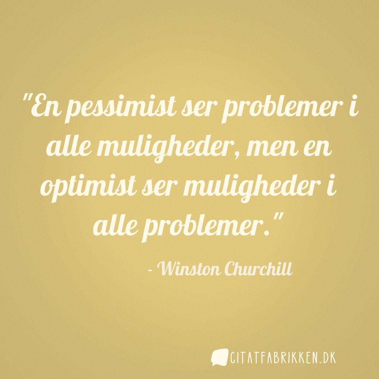 citater om problemer Citat | Winston Churchill citater om problemer